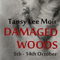 damaged woods poster