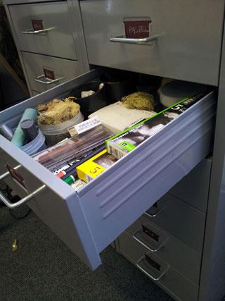 open-drawer