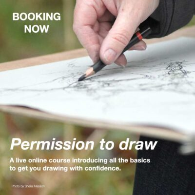 Permission to draw booking now